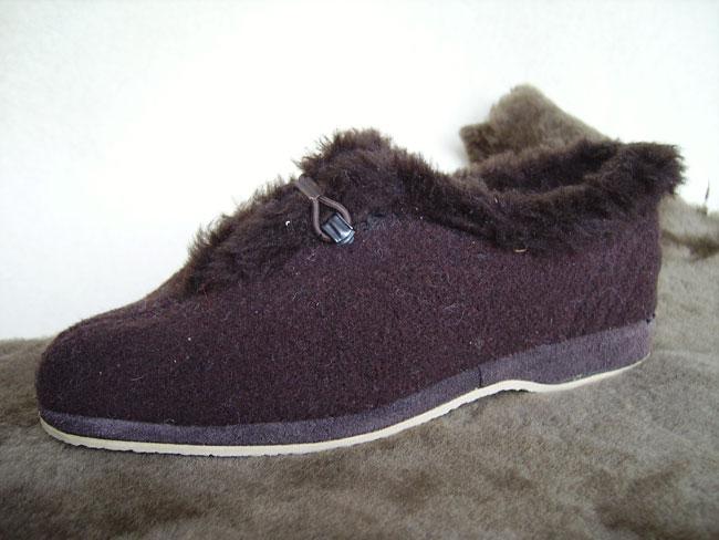 6235 Calzaturificio Art Pantofola En Lana Patrizia CtsQrdh